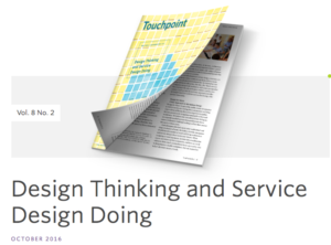 Nonliving Stakeholders in Service Design Journal